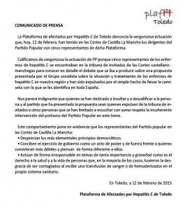 comunicadoPLAFHCtoledo