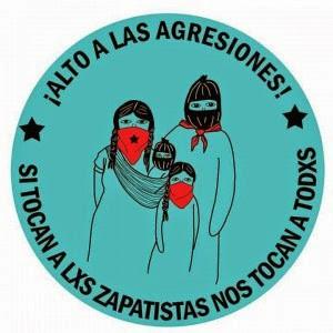 ZapatistasAltoAgresiones