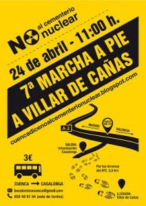Cartel_5Marcha_VillarDeCanas